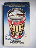 Big Secrets (0552126780) by William Poundstone