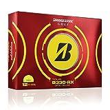 Bridgestone Golf 2012 Tour B330 RX Yellow Golf Balls (1 Dozen)