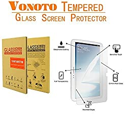 VONOTO Samsung Galaxy Tab 3 10.1 P5200 P5210 [Tempered Glass Screen Protector] 0.3mm Thickness Tempered Glass Screen Protector for Samsung Galaxy Tab 3 10.1 P5200 P5210