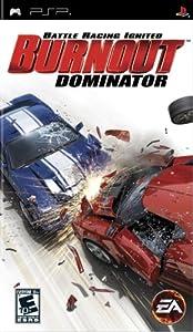 Burnout Dominator - PlayStation Portable