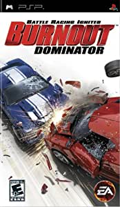 Burnout Dominator - PlayStation Portable