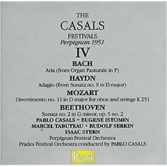 Casals Festival Vol.4 1951