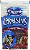Ocean Spray Craisins, Pomegranate Juice Infused, 5oz (Pack of 12)