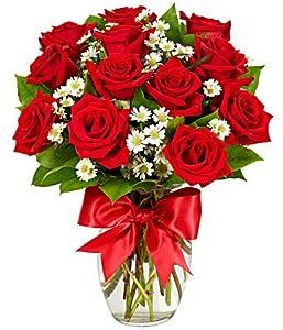 Flowers - Luxury Red Roses