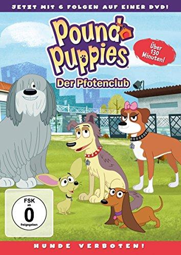 pound-puppies-der-pfotenclub-dvd-import-allemand
