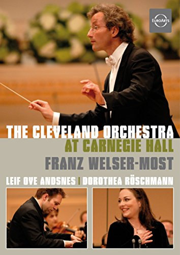 The Cleveland Orchestra At Carnegie Hall (Welser-Most, 2006)
