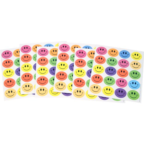 Eureka Trendy Smiles Stickers