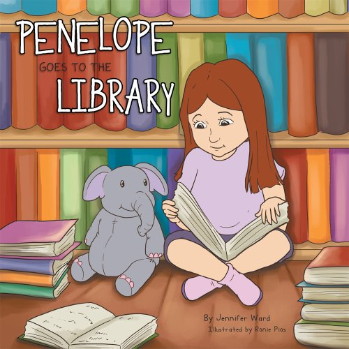 Jennifer Ward - PENELOPE GOES TO THE LIBRARY