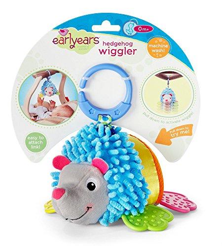 Earlyears Hedgehog Wiggler