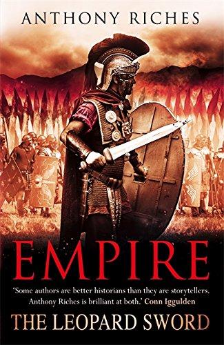 The Leopard Sword (Empire, #4)