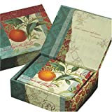 Mudlark Holiday Boxed Cards, Joy To The World, 25-count
