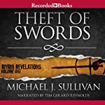Theft of Swords: Riyria Revelations, Book 1 | Michael J. Sullivan