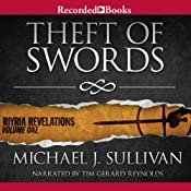 Theft of Swords: Riyria Revelations, Book 1 | [Michael J. Sullivan]