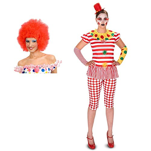 Carn- (Clown Costumes Ladies)