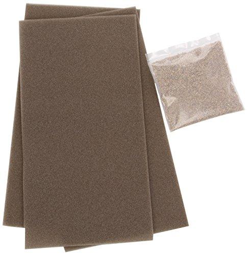 Noch-99151-Schaumstoffplatten-3-Stck-braun