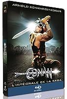 Conan le barbare + Conan le destructeur [Édition Limitée boîtier SteelBook]