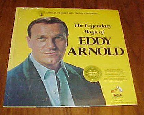 Eddy Arnold - The Magic Of Eddy Arnold - Zortam Music