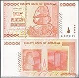 Zimbabwe 50 Billion Dollar Banknote, 2008 Issue, P-87, UNC, 50 & 100 Trillion Series, Currency