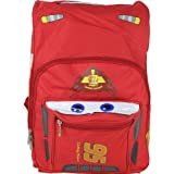 16 Disney Pixar Cars Lightning Mcqueen Backpack-tote-bag-school