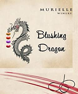 NV Murielle Blushing Dragon 750 mL