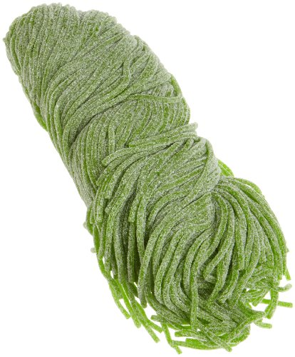 Gustaf's Sour Apple Laces, 2-Pound Bags (Pack of 2)