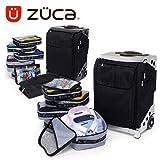 (ズーカ)ZUCA Flyer Travel キャリーケース 3000black/black black/black