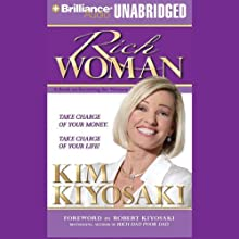 Rich Woman: A Book on Investing for Women (       UNABRIDGED) by Kim Kiyosaki