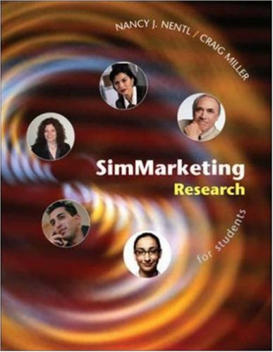 SimMarket Research: Playbook for Students