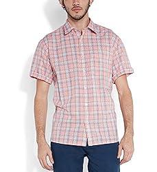 ColorPlus Medium Orange Shirts ( 8907150495224_CMSB25201-E4_00L_Medium Orange)