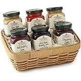 Stonewall Kitchen Jam Sampler Gift Basket