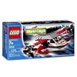 Lego City Set #7214 Airline Promotional Seaplane