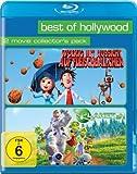 Best of Hollywood 2012 - 2 Movie Collector's Pack 49 (Wolkig mit Aussicht auf Fleischbllchen / Planet 51) [Blu-ray]