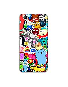 Canvas Selfie 3 (Q345) ht003 (42) Mobile Case from Mott2 - Cartoon Network - ... (Limited Time Offers,Please Check the Details Below)