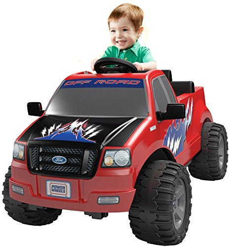 Power Wheels Ford Lil' F-150 (Powerwheels Trucks compare prices)