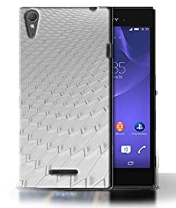 PrintFunny Designer Printed Case For Sony Xperia T3