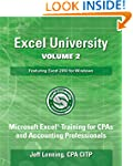 Excel University Volume 2 - Featuring...