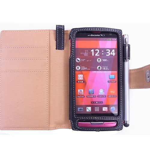 ��Smart Holder for Biz�� docomo ARROWS LTE F-05D (�֥å���������)