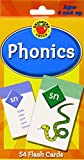 Phonics Flash Cards (Brighter Child Flash Cards)