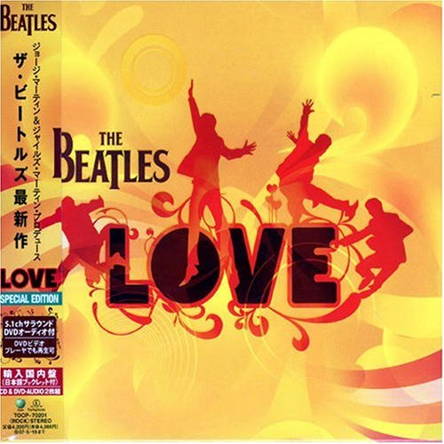 The Beatles - Love: Special Edition - Zortam Music