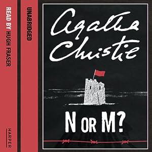 N or M? Audiobook