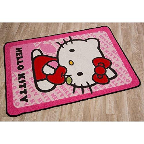 Spielteppich Hello Kitty Border 0,95 x 1,33 kaufen
