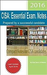 CISA- Essential Exam. Notes