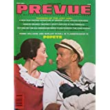 PREVUE, The Magazine of Tomorrow's Entertainment, Vol. 2, No. 3, November/December 1980