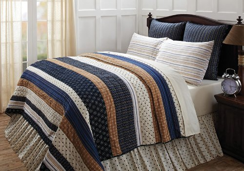 Seapoint Quilt - Queen front-644117