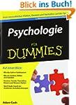 Psychologie f�r Dummies (Fur Dummies)