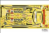 京商 スポンサーデカール(EPSON NSX 2005)
