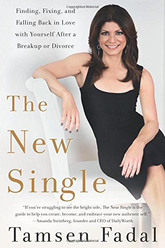 Tamsen Fadal's, THE NEW SINGLE: Post- Divorce Manual for Recovery - Images Licensed via Creative Commons