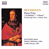Beethoven: Piano Trios - Archduke / Ghost