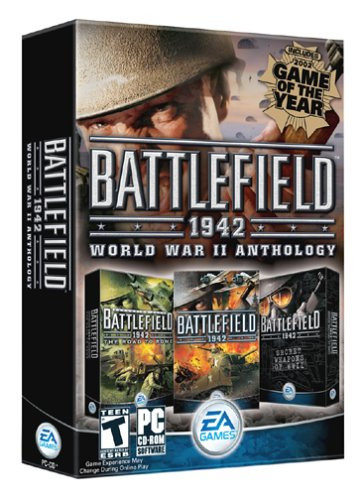 Battlefield 1942: World War II Anthology - PC