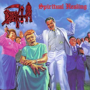 Cover of &quot;Spiritual Healing&quot;